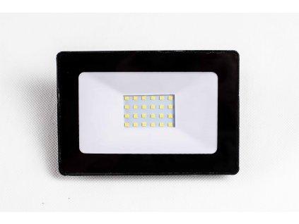 Reflektor SMD LED 30W - čierny 4500K 0687
