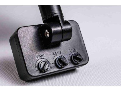 Reflektor SMD LED 50W so senzorom PIR čierny - 4500K 0751 LVT