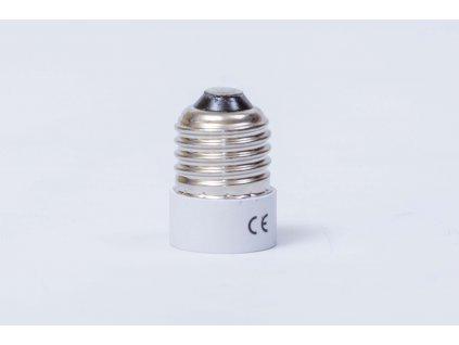 Redukcia z E27 -> E14 na žiarovky Kanlux