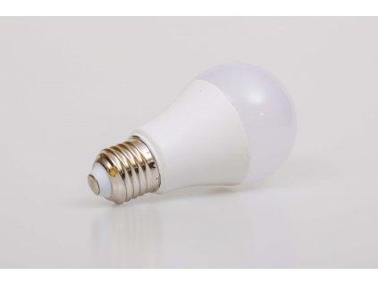 LED žiarovka 9W E27 3000K KM