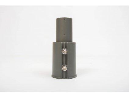 Fixná redukcia na výložník k pouličným svietidlám 50/60mm LSJAA