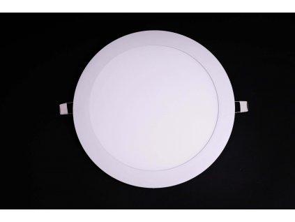 LED panel okrúhly zapustený 12W 6500K biely PROMA 5061
