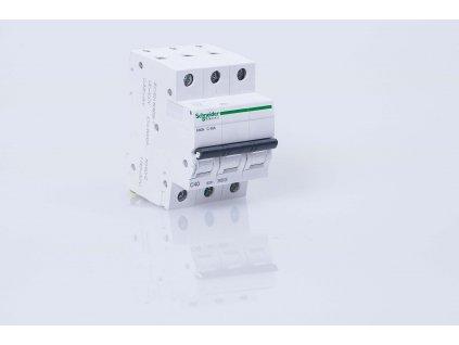 Istič 10A/3 C K60N 6kA A9K02310 Schneider