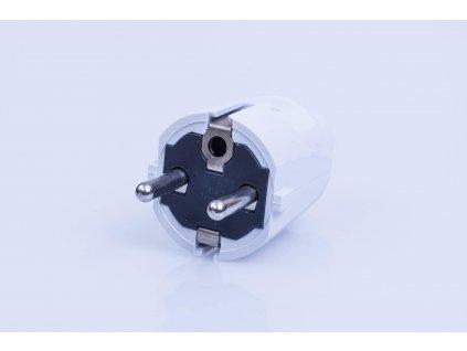 Priama vidlica PVC 16A/250V sivá 1418060 ABL Sursum