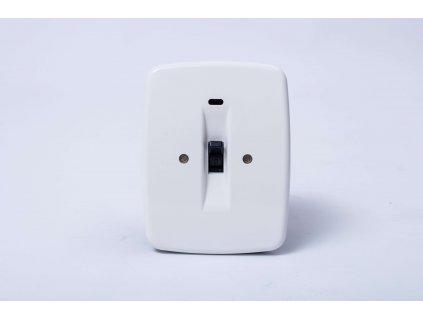 Sporákový vypínač pod omietku 25A (10A) 400V IP20 39563-23 ABB spredu