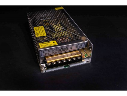 Napájací LED zdroj 12V 120W IP20 3064 detail