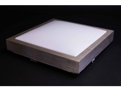 Stropné svietidlo SOLEN 2xE27 IP44 štvorcové PL2751