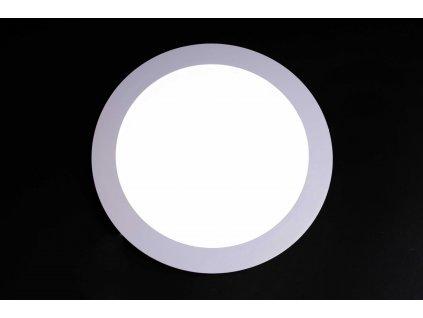 LED panel okrúhly zapustený 6W 2700K biely PROMA 5056