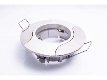 Bodové svietidlo okrúhle pevné AKRA CT-DS14PS/N 04785