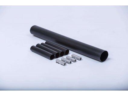 Zmršťovacia káblová sada 4x10-16mm² so skrutkovacími spojkami GBT-0416-C