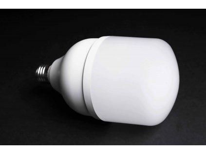 LED žiarovka 30W E27 4000K priemyselná T100