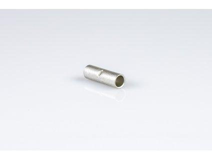 Káblová spojka medená CU 2,5mm2 lisovacia neizolovaná TH2.5