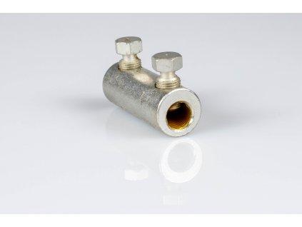 Trhacia káblová spojka hliníková 16-70mm2 šrubovacia neizolovaná AT16-70CS