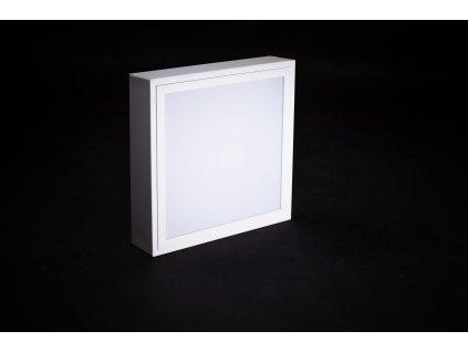 LED panel na povrch 300x300x55 10W 4500K biely PL5039