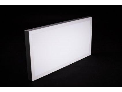 LED panel na povrch 300x600x38 30W 4500K biely PL3917