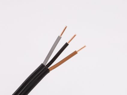 plochy medeny kabel do panelov na vypinace cykylo-o 3x1,5