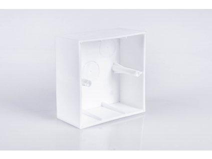 Panelová krabica 80x80x38mm 4FA 24951 Tesla Stropkov