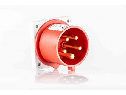 Vstavaná prívodka vidlica 32A/400V/5P IRRN 3253 na stenu
