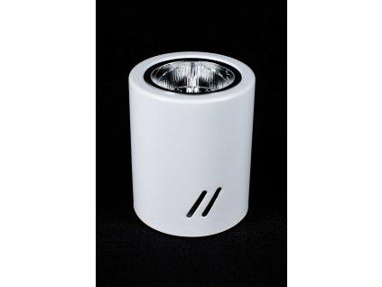 Stropné svietidlo 1xE27 okrúhle biele PL2780