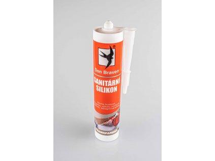 Sanitárny silikón transparentný 30211RL