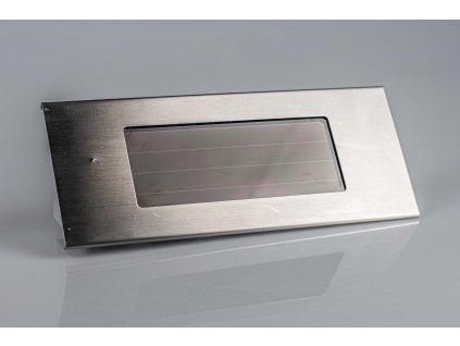 Solárne svietidlo na číslo domu s nálepkami IP44