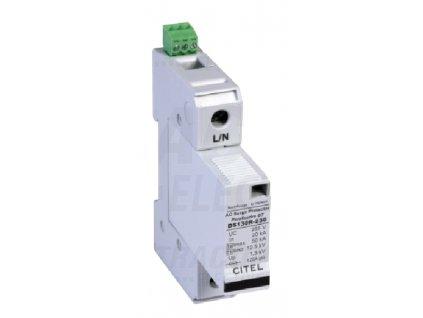 Zvodič prepätia typ 1+2 12,5 kA 1P Citel