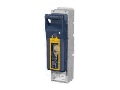 Horizontálny poistkový odpínač na montážnu dosku 1P 160A KETO-00-1/F