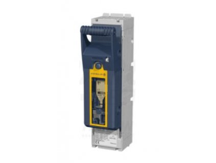 Horizontálny poistkový odpínač na montážnu dosku 1P 160A KETO-00-1/R95