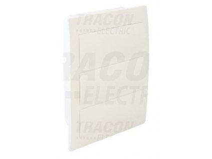 Bytová rozvodnica 42 (3x14) podomietková biela IP40 EDSN-14/3