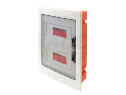 Rozvodná skriňa podomietková 36 (2x18) IP40 EDSS-18/2