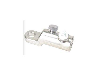 Káblové oko s trhacou spojkou hliníkové 185-240mm2 šrubovacie neizolované M16 AS185-240CS16