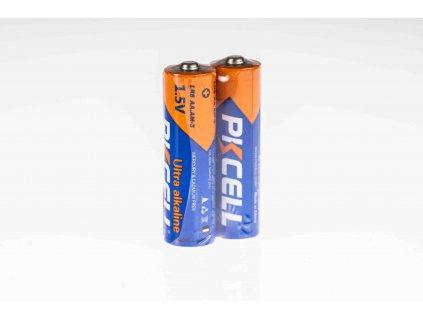 Batéria AA 1,5V alkalická LR6 PKCELL
