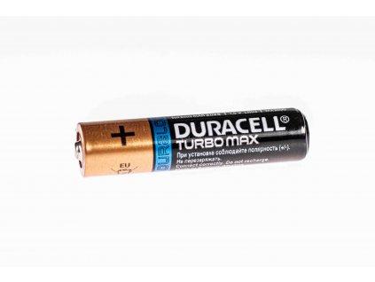 Batéria AAA 1,5V alkalická LR03 powercheck DURACELL Turbo max