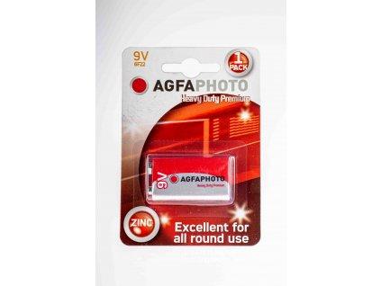 Batéria 6F22 9V alkalická AGFAPhoto premium