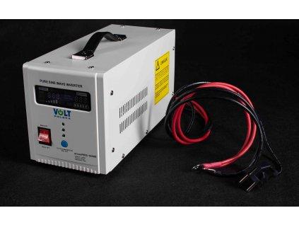 Záložný zdroj 700W 1000VA AVR UPS usmerňovač