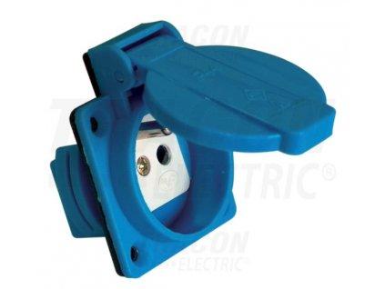 Vstaviteľná zásuvka 16A/250V IP44 TICS-105SF