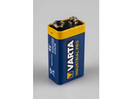 Batéria 9V 6LR61 alkalická VARTA