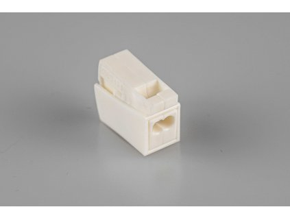 Lustrová svorka wago 3x LKL-2-1