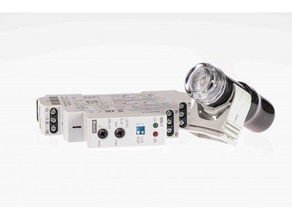 Súmrakový spínač s externým čidlom 230V SOU-1