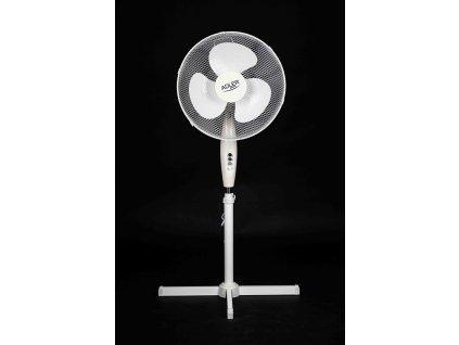 Ventilátor 40cm stojanový biely AD7305