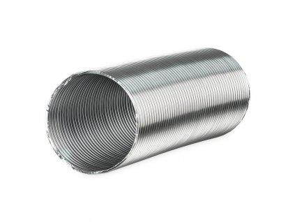 Ohybné potrubie 1m ø100mm ALUVENT 100/1