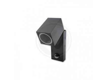 Nástenné LED svietidlo so senzorom 1xGU10 RHINO IP44 PL5652
