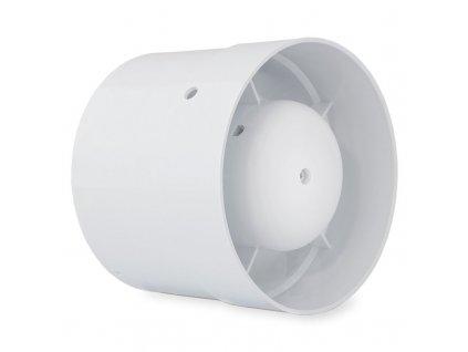 Ventilátor potrubný 107m3/h 100P-B guličkové ložisko