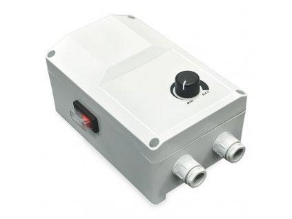 Regulátor otáčok na povrch 230V 5A RS-5,0-T