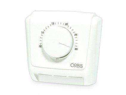 Mechanický izbový termostat na povrch 16A CLIMA ML