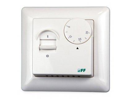 Mechanický izbový termostat do krabice 16A RT-824