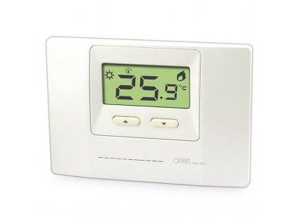 Digitálny izbový termostat na povrch 5A 2xAAA NEO ML+