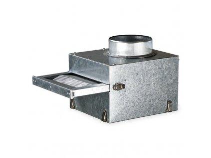 Filter pre krbový ventilátor ø125mm KAM125