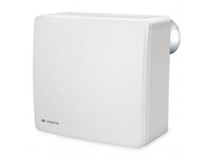 Radiálny domový ventilátor na povrch VN-1 80 časový spínač 2 rýchlosti (63/102 m³/h)