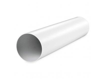 Okrúhle plastové potrubie 0,5m ø125mm 2005